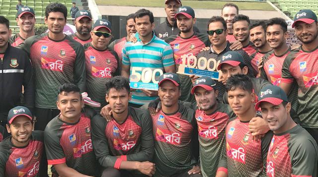 bangladesh cricket players, abdur razzak, tushar imran,
