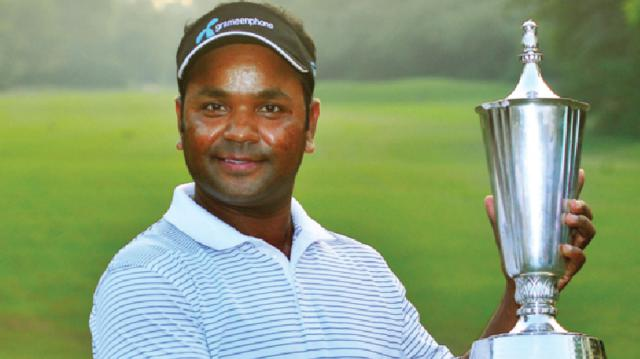 golfer siddikur rahman, bangladesh