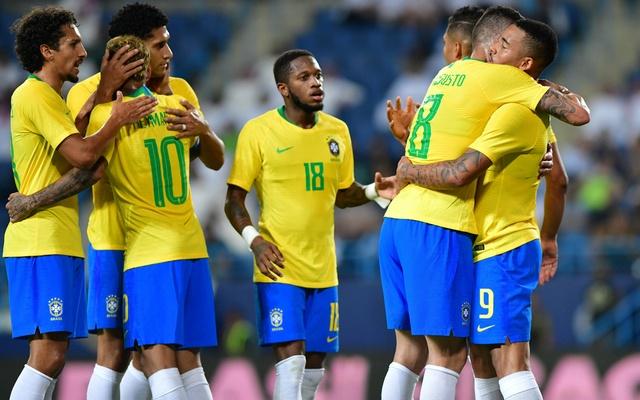 brazil, argentina, tite, neymar