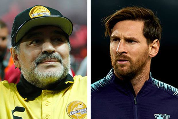 lionel messi, maradona, bd sports, bd sports news, cricket, cricket news,
