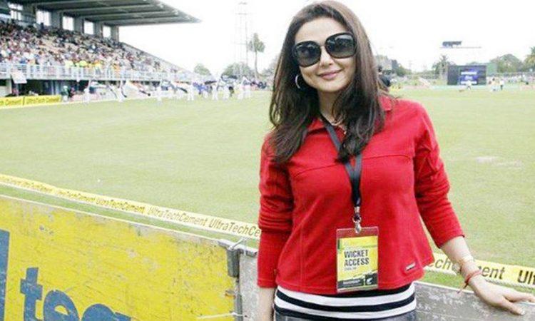 virat kohli, preity zinta, test series,india, australia, bd sports, bd sports news, cricket, cricket news,