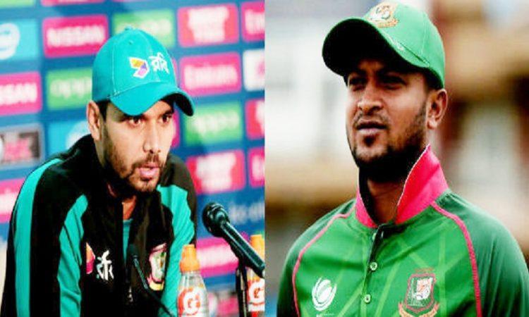mashrafe bin mortaza, shakib al hasan, bdsports, bd sports, bd sports news, sports news, bangla news, bd news, news bangla, cricket, cricket news,